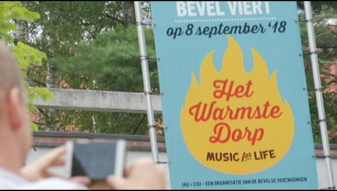 Verenigingen maken samen van Bevel het warmste dorp