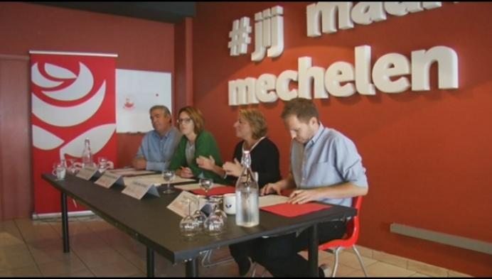 SP.A Mechelen gaat voor betaalbare en zorgzame stad