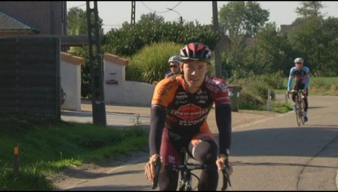 """Laurens Sweeck: """"Duel aangaan met toppers"""""""
