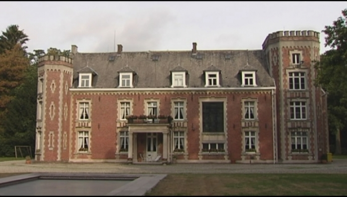 RTV krijgt rondleiding in Kasteel de Broqueville
