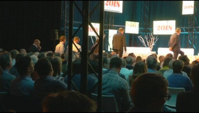 Pittig lijstrekkersdebat in Turnhout