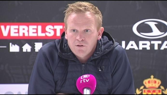 KV-trainer Vrancken ontwijkt alle vragen over 'de zaak'