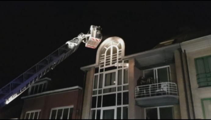 3 bejaarden in ziekenhuis na brand in Herentals