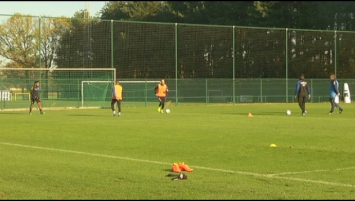 """Bob Peeters: """"Druk ligt bij KV Mechelen"""""""