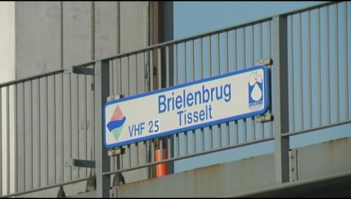 Brielenbrug in Tisselt dit weekend volledig dicht