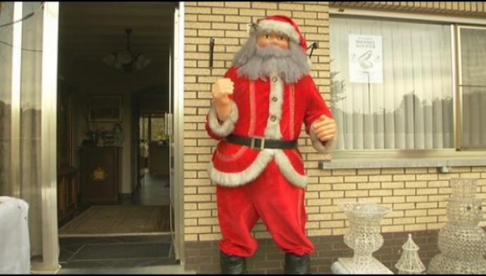Nu al kerst bij koppel in Geel-Winkelomheide