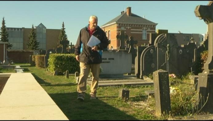 Zoeken naar vermiste oorlogsgraven
