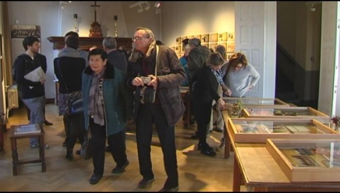 Westhoek op bezoek in Balen om Eerste Wereldoorlog te herdenken