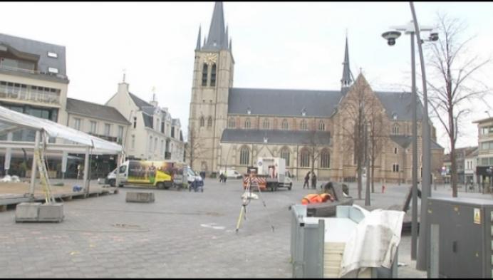 Geel Wintert belooft 1 maand kerstsfeer in binnenstad