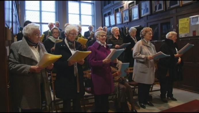 Turnhouts Sint-Siciliakoor zingt laatste noten