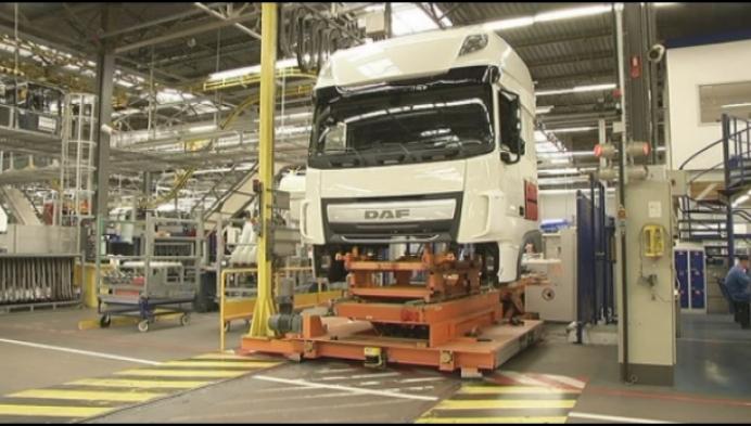 Grote bestelling zorgt voor werkzekerheid bij Daf Trucks