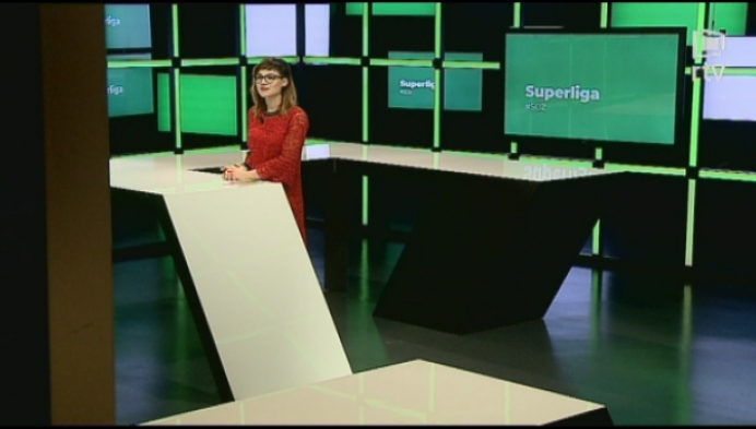Superliga speeldag 14