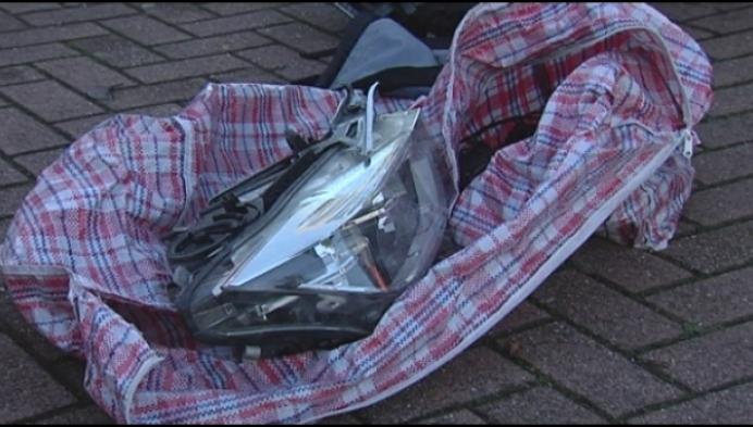 Deel van buit autodiefstallen teruggevonden in Hoogstraten