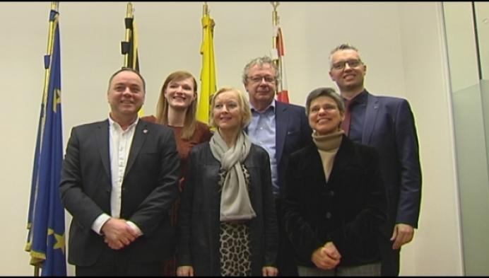 5 Kempense burgemeesters leggen de eed af bij de gouverneur