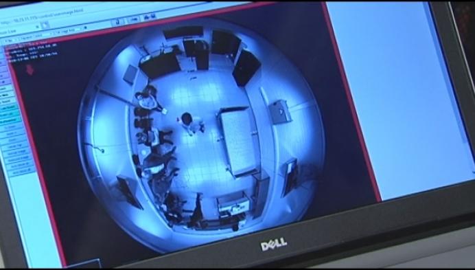 Studenten testen slimme sensoren voor gezondheidszorg