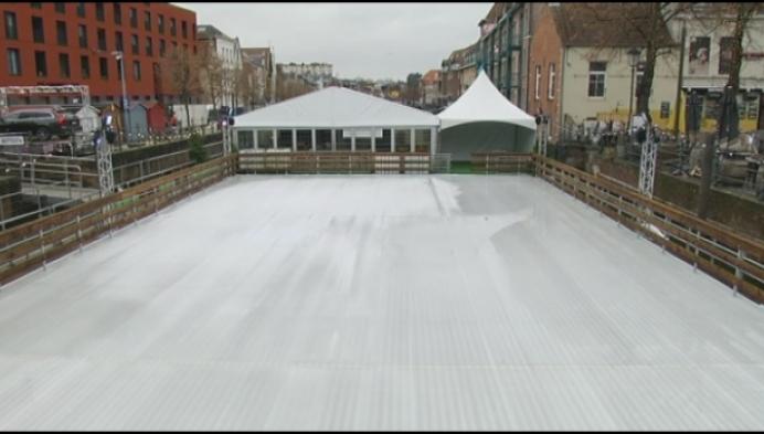 Vanaf vanavond weer schaatsplezier op de Dijle in Mechelen