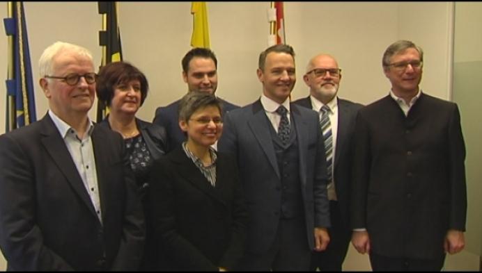 6 Kempense burgemeesters leggen de eed af in Provinciehuis