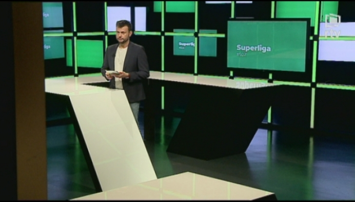 Superliga speeldag 15