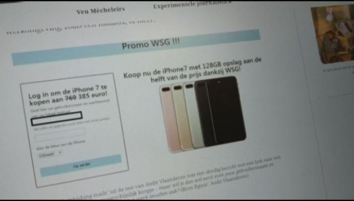 Ambtenaren delen wachtwoorden bij frauduleuze e-mails