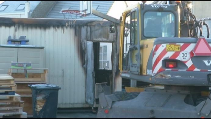 Sociaal kruidenier op zoek naar nieuwe opslagruimte na brand