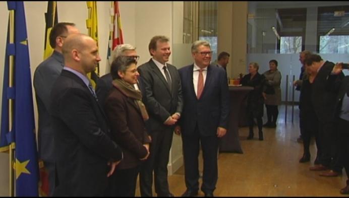 Vijf Kempense burgemeesters leggen eed af