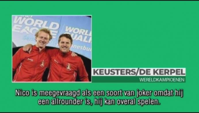 Nicolas De Kerpel wereldkampioen hockey met België