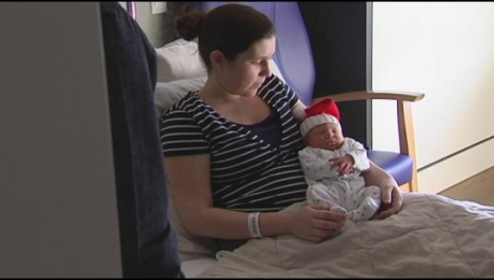 8 kerstbaby's geboren in Kempense ziekenhuizen