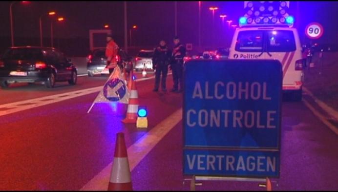 Meer dronken bestuurders in 'weekend zonder alcohol'