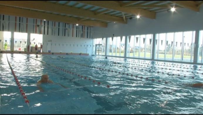 Minder bezoekers zwembad Hoogstraten door warme zomer