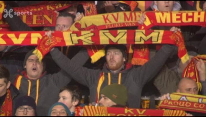 KV Mechelen heeft geen moeite met Westerlo: 3-0