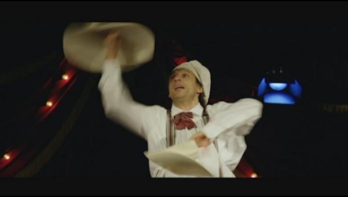 Circus Ronaldo bekroond met Ultima prijs