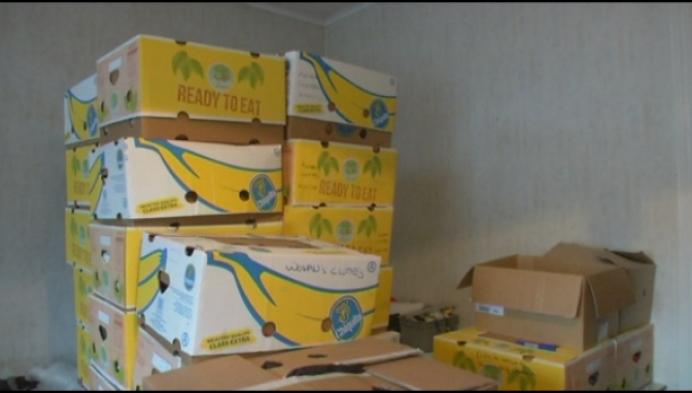 VZW Warme Gloed stuurt container met spullen naar Gambia