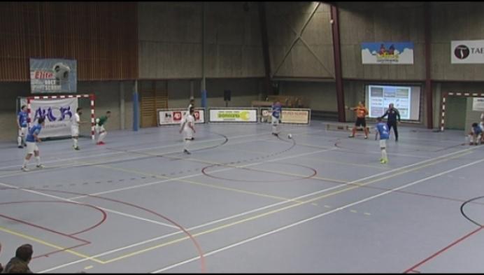 Malle-Beerse klopt Hasselt in Futsalcompetitie