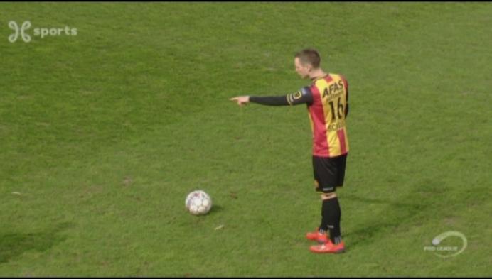 Westerlo en KV Mechelen winnen elk met kleinste verschil