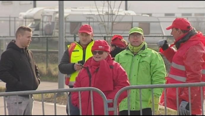 Burgemeester en Unizo niet blij met blokkade