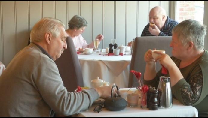 Valentijn: dat is samen... ontbijten!