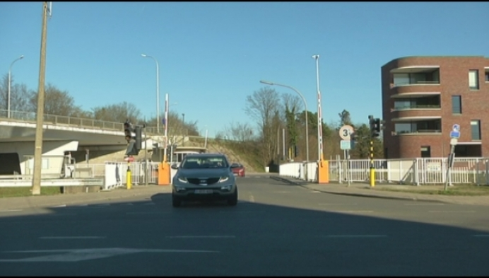 Battelbrug in Mechelen 33 keer op een jaar onderbroken