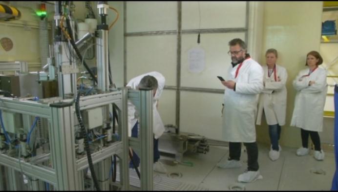 SCK toont 20 jaar onderzoek voor MYRRHA-reactor