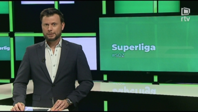 Superliga speeldag 22