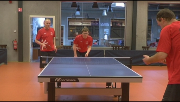 Geelse tafeltennisclub naar Special Olympics in Abu Dhabi