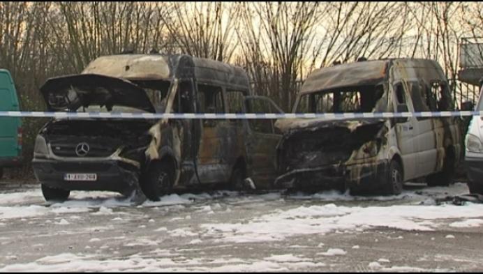 Verdachten opgepakt voor brandstichtingen Mechelen-Zuid