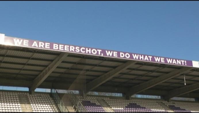 Trainersstaf Beerschot-Wilrijk kleurt Kempens