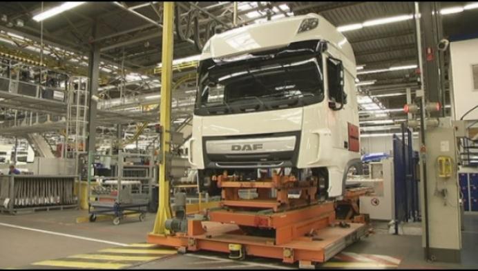 Na absolute topperiode: 90 jobs bedreigd bij Daf Trucks
