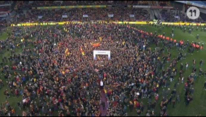 Wedstrijdverslag KV Mechelen - Beerschot-Wilrijk