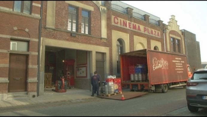 Legendarische Cinema Plaza weer open