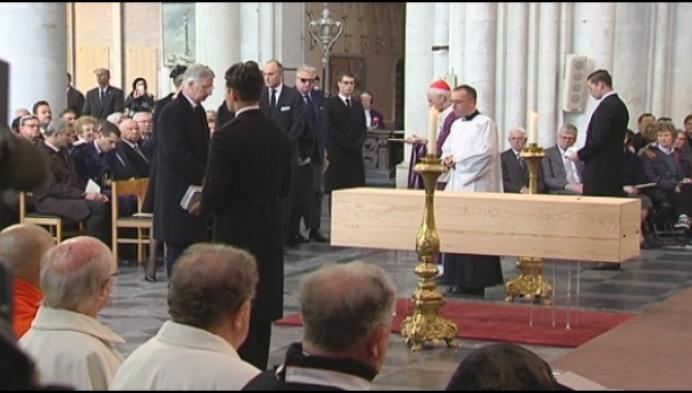 Afscheid kardinaal Danneels in Sint-Romboutskathedraal