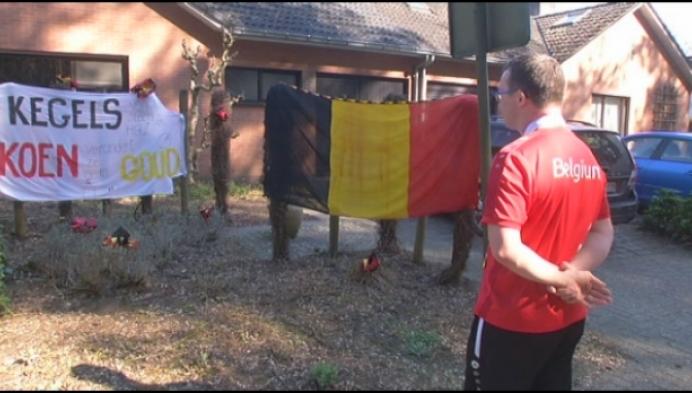 Koen Serneels uit Herselt pakt 3x goud op Special Olympics