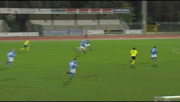 Turnhout laat tegen Berchem opnieuw 2 punten liggen.