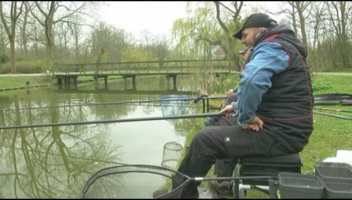 Gratis vissen in Vrijbroekpark