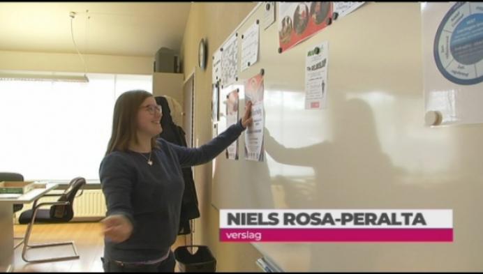 Scholen organiseren kunstveiling met eigen werken en van Tijs Vanneste